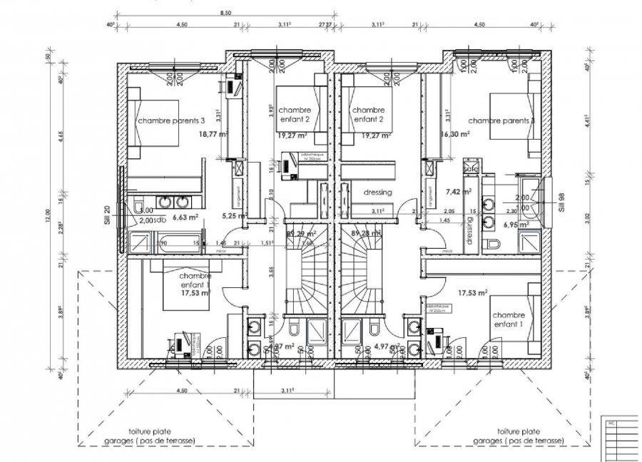 acheter maison jumelée 5 chambres 220 m² dippach-gare photo 6