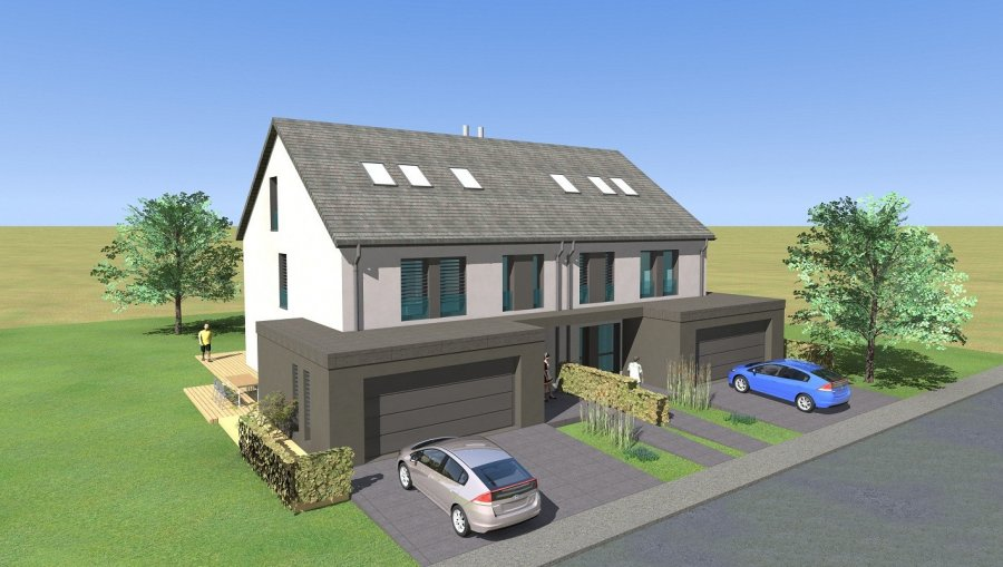 acheter maison jumelée 5 chambres 220 m² dippach-gare photo 1