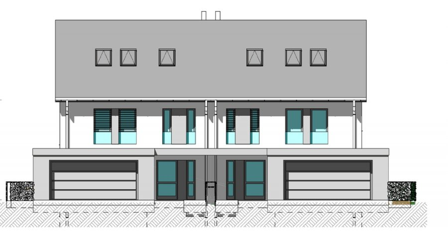 acheter maison jumelée 5 chambres 220 m² dippach-gare photo 3