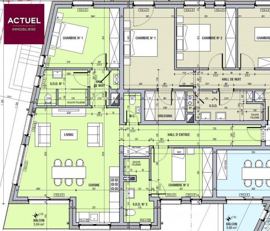 acheter appartement 2 chambres 91.12 m² esch-sur-alzette photo 2