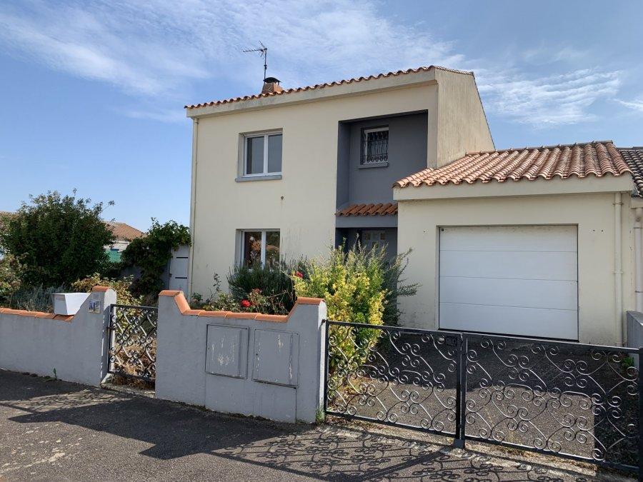 acheter maison 5 pièces 100 m² château-d'olonne photo 1