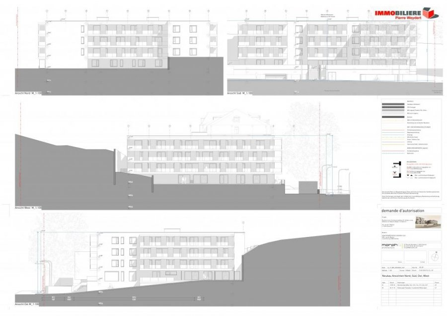 acheter appartement 2 chambres 101.31 m² diekirch photo 3