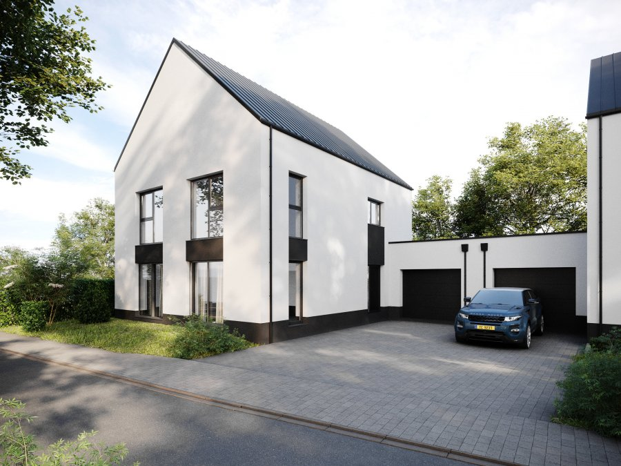 acheter maison jumelée 3 chambres 157.38 m² hoscheid photo 7