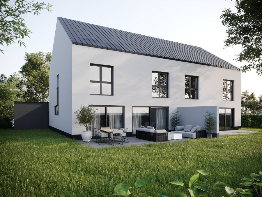 acheter maison jumelée 3 chambres 157.38 m² hoscheid photo 3
