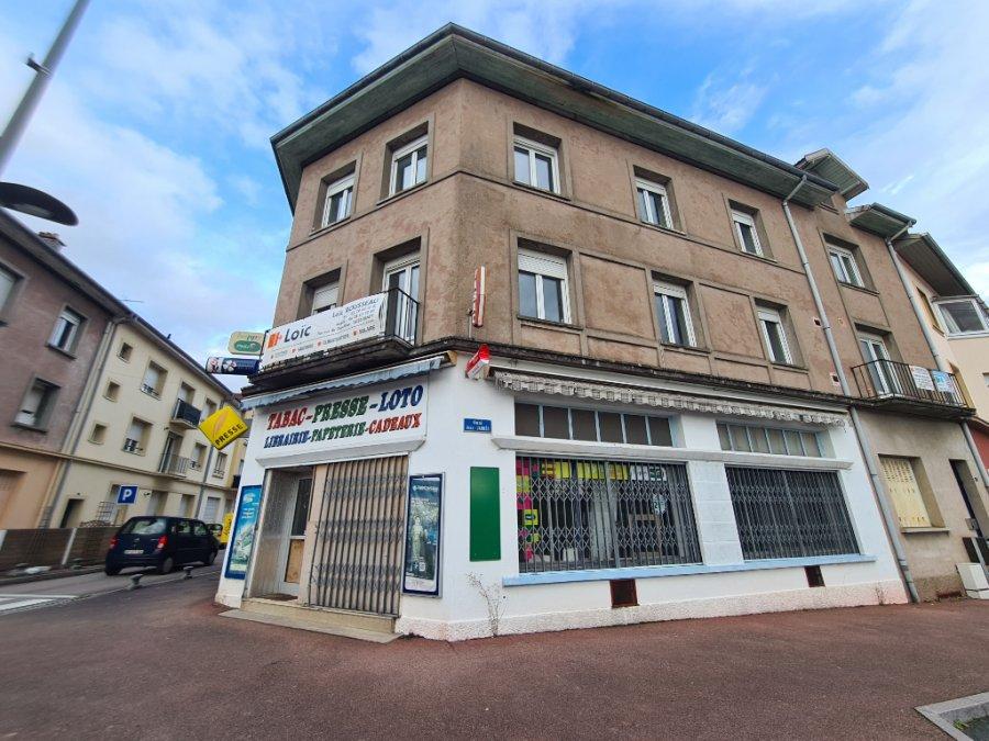 louer local commercial 5 pièces 125 m² châtel-sur-moselle photo 1