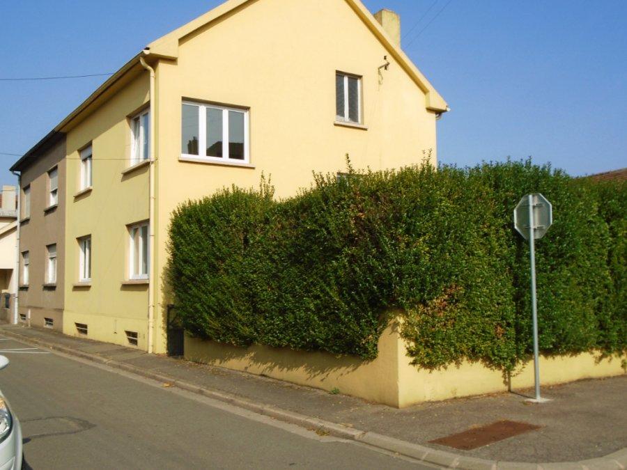 Maison à vendre F4 à Mondelange