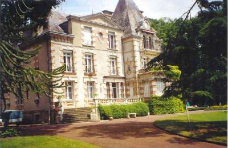 acheter hôtel 25 pièces 900 m² cholet photo 1