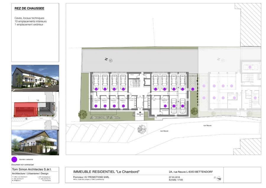 acheter appartement 2 chambres 105 m² bettendorf photo 3