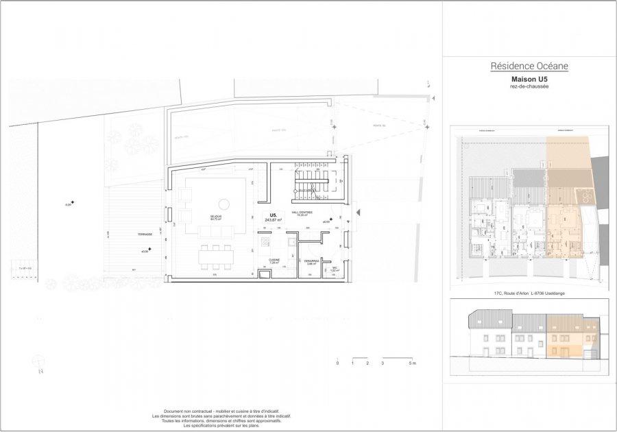 acheter triplex 4 chambres 244 m² useldange photo 3
