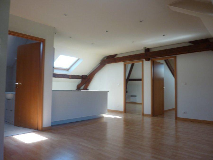 Appartement à louer F3 à longwy-haut