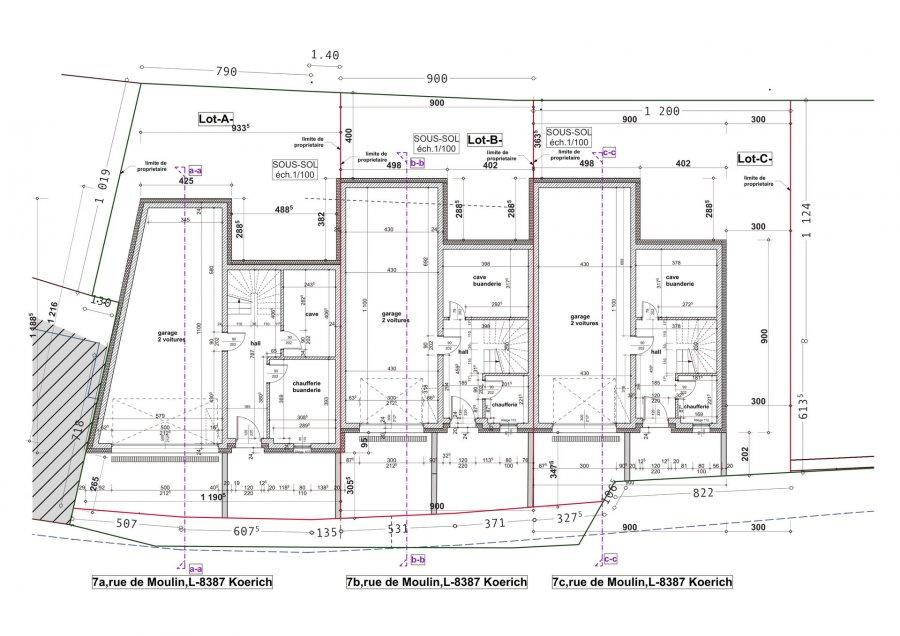 acheter maison 3 chambres 0 m² koerich photo 3