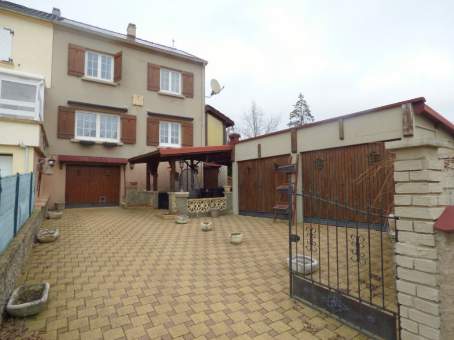 Maison à vendre F5 à Nilvange