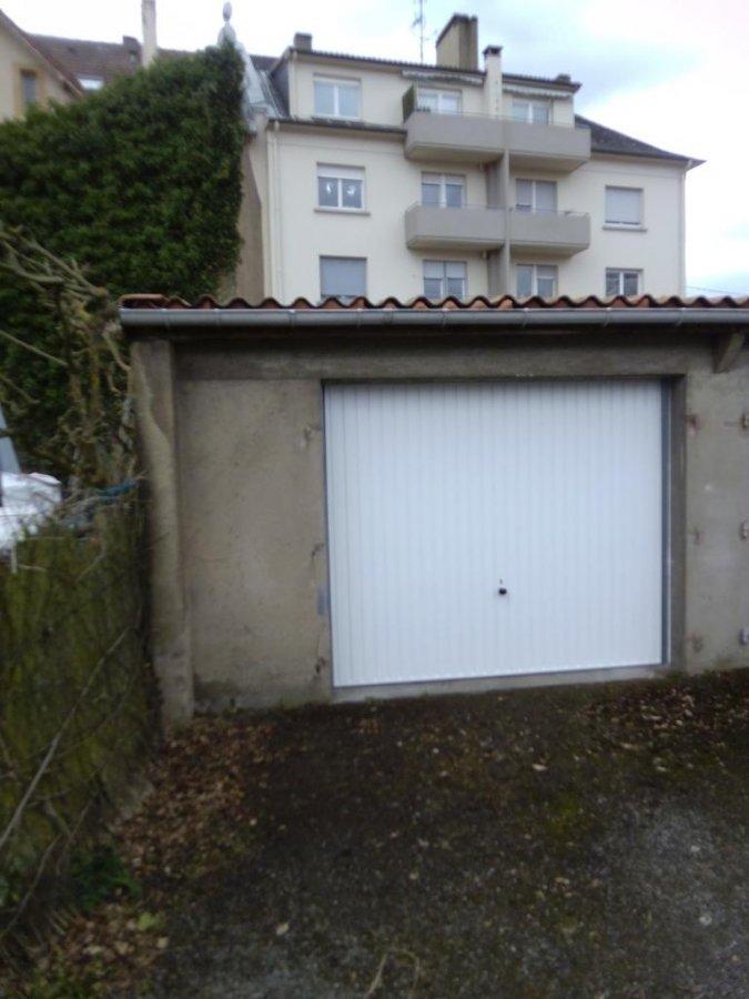 Garage - Parking à louer F1 à Thionville