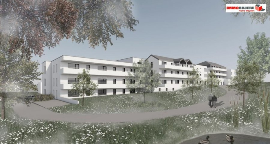 penthouse-wohnung kaufen 2 schlafzimmer 135.77 m² berdorf foto 2