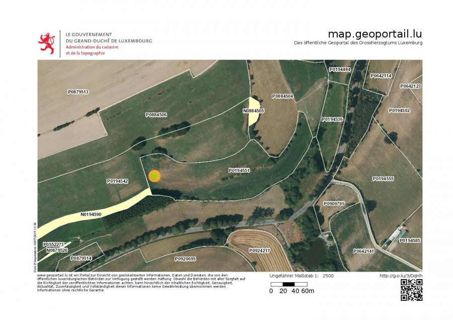 non building land for buy 0 bedroom 0 m² weiswampach photo 2