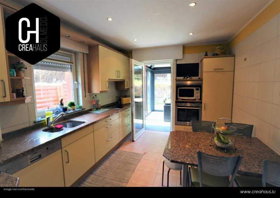 acheter maison jumelée 4 chambres 150 m² ettelbruck photo 4