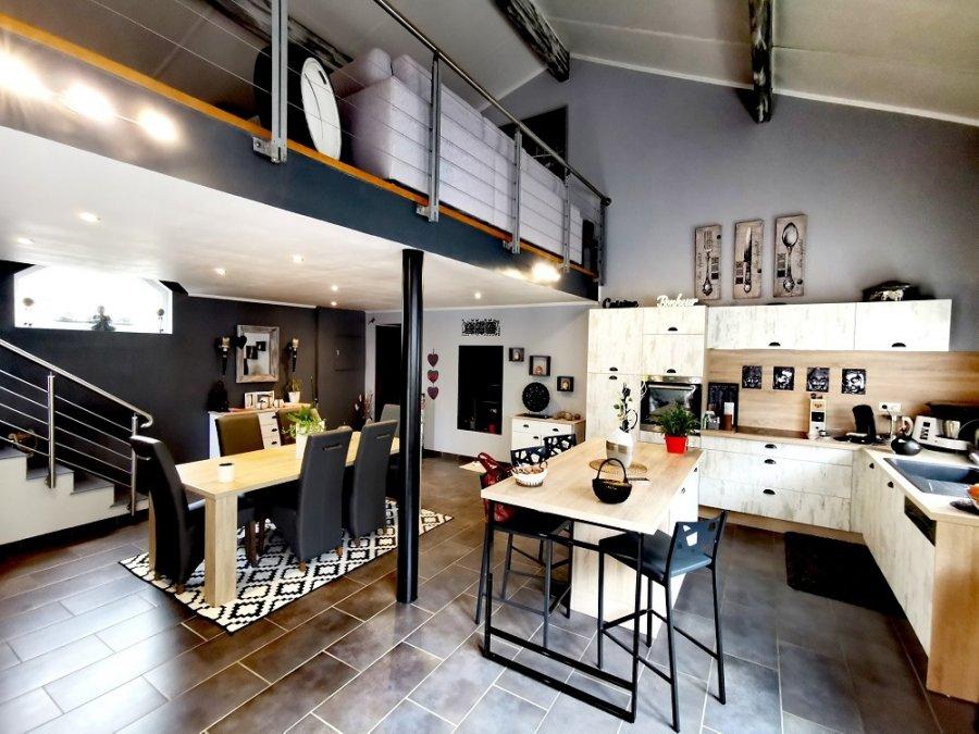 Maison mitoyenne à vendre F6 à Montigny-sur-Chiers