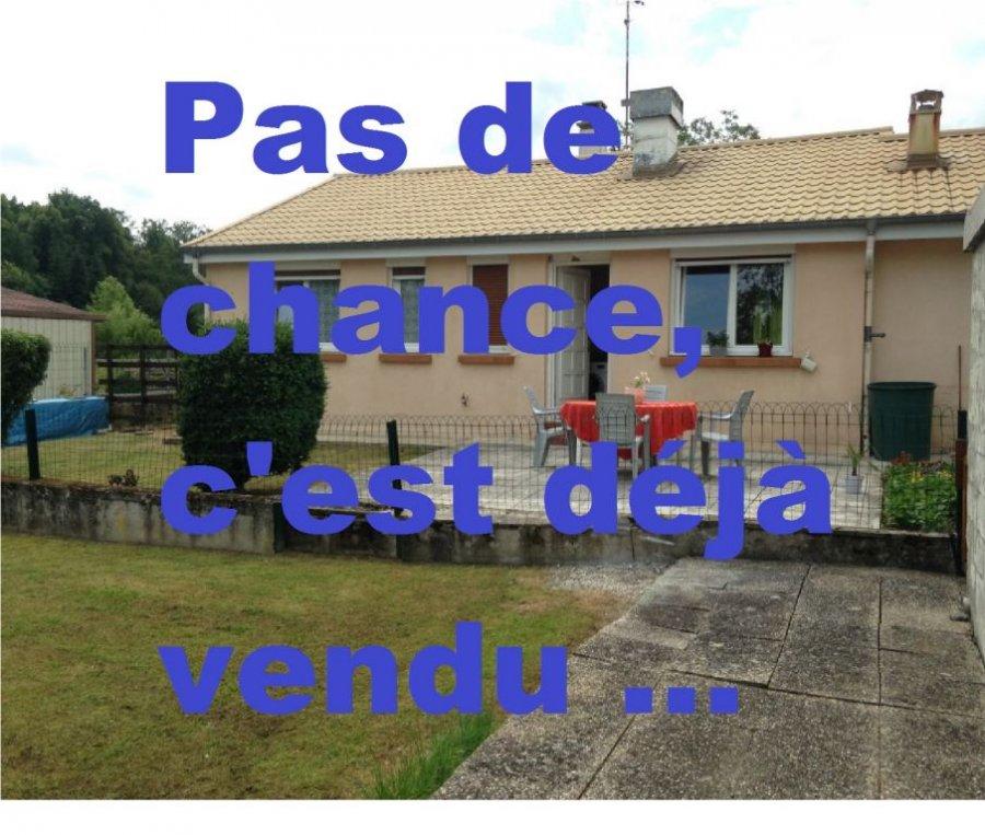 acheter maison 4 pièces 106 m² toul photo 1