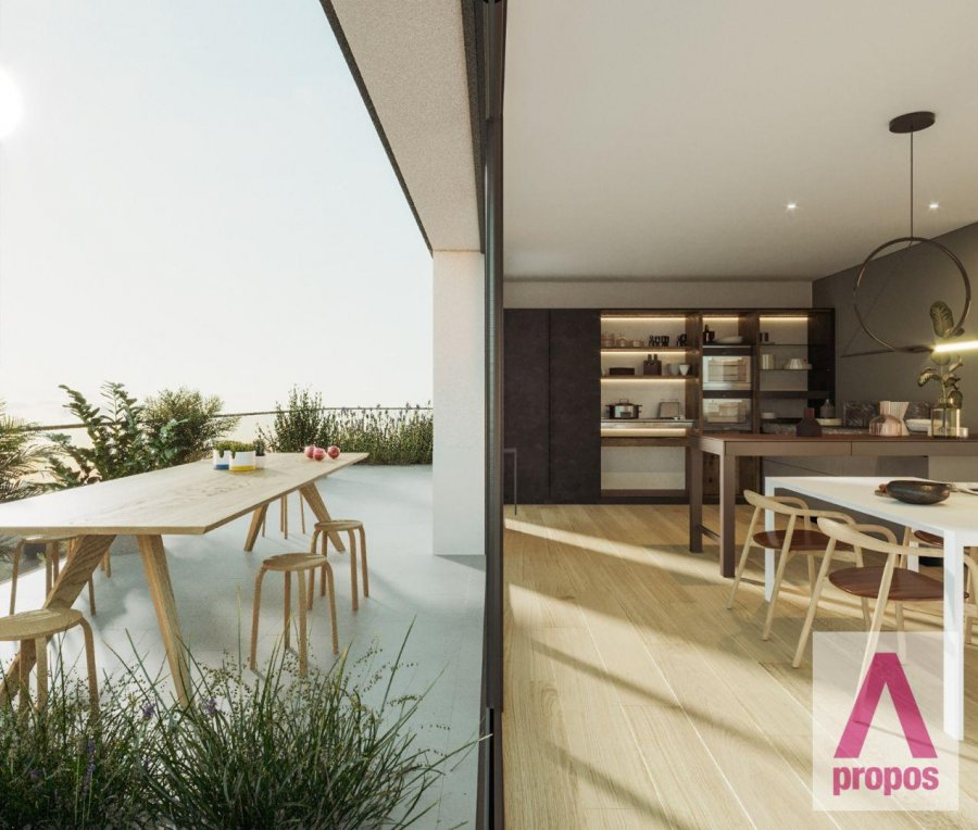 acheter appartement 2 chambres 111.85 m² itzig photo 7