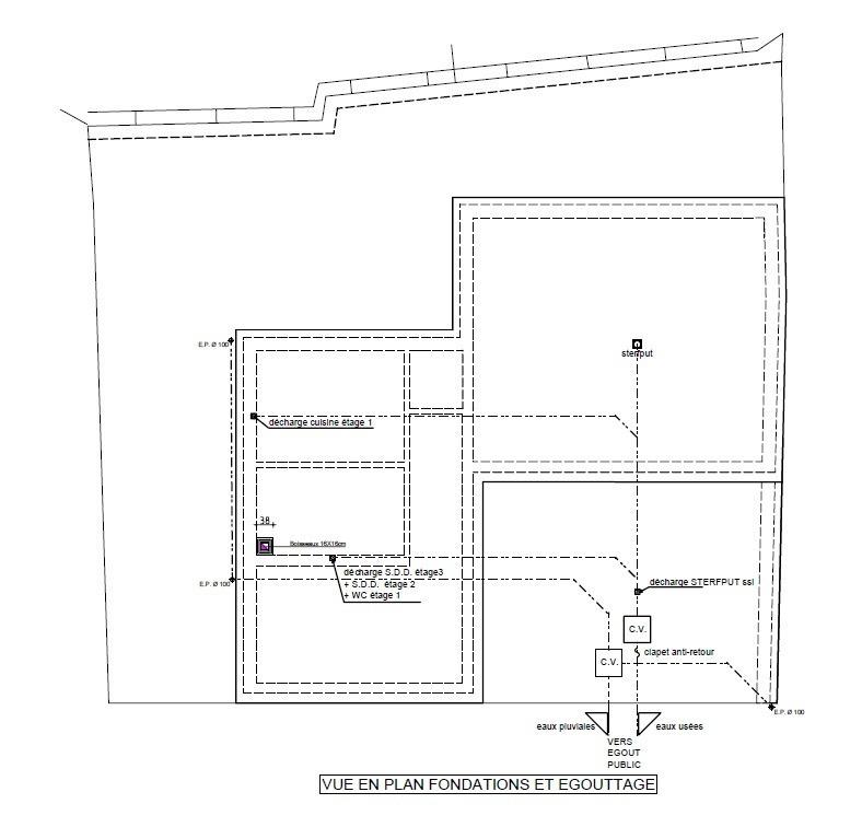 Maison individuelle à vendre 5 chambres à Wiltz