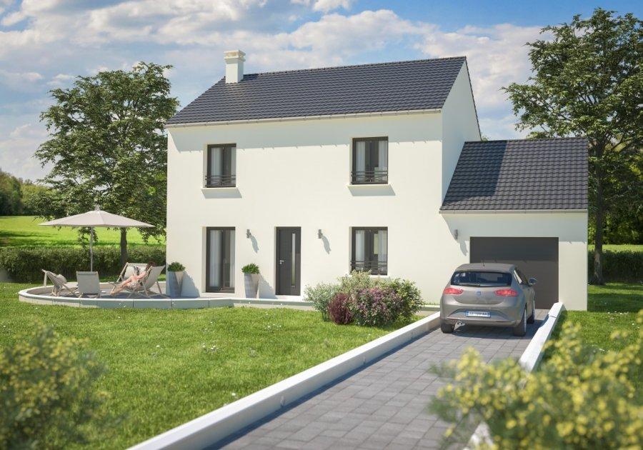 Maison individuelle à vendre F5 à Ars-sur-Moselle