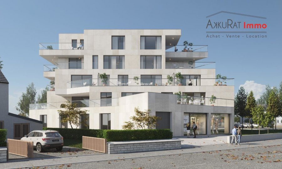 apartment for buy 1 bedroom 57 m² mamer photo 3