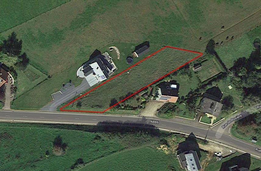acheter terrain constructible 0 pièce 0 m² virton photo 4