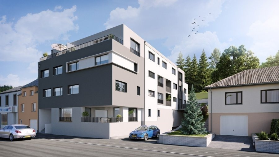 apartment block for buy 0 bedroom 59.22 to 106.38 m² junglinster photo 4