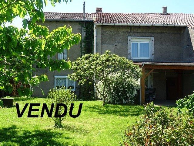 acheter maison mitoyenne 5 pièces 130 m² kerling-lès-sierck photo 1