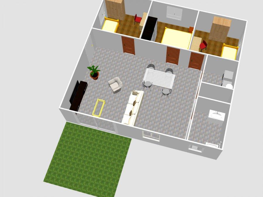 Appartement à vendre F4 à Villers-la-Chèvre
