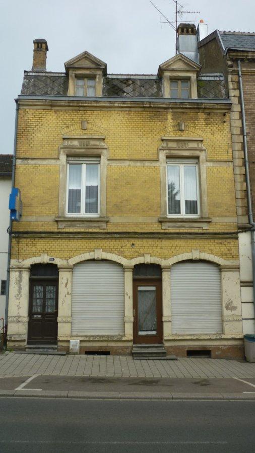 Maison mitoyenne à vendre F8 à Audun-le-Tiche