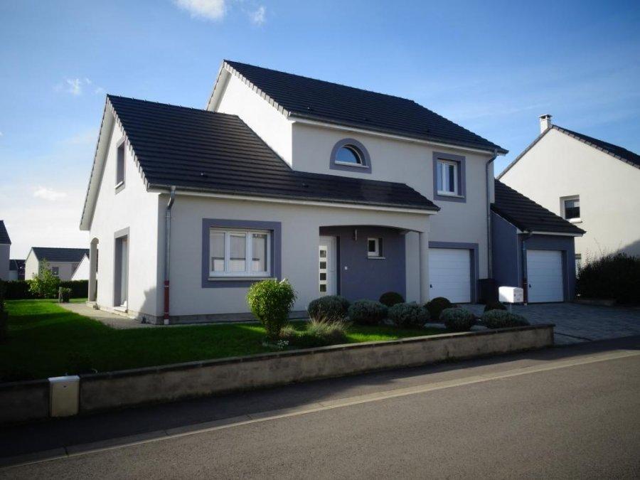 Maison individuelle à vendre F6 à Kuntzig