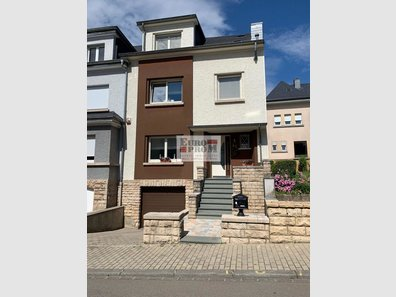 Semi-detached house for sale 3 bedrooms in Schifflange - Ref. 6832523