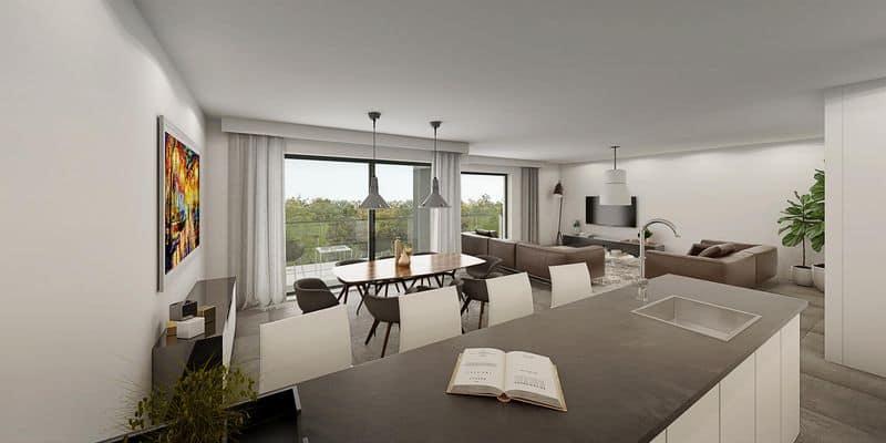 acheter appartement 0 pièce 79 m² mouscron photo 5