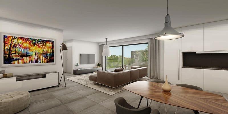 acheter appartement 0 pièce 79 m² mouscron photo 4