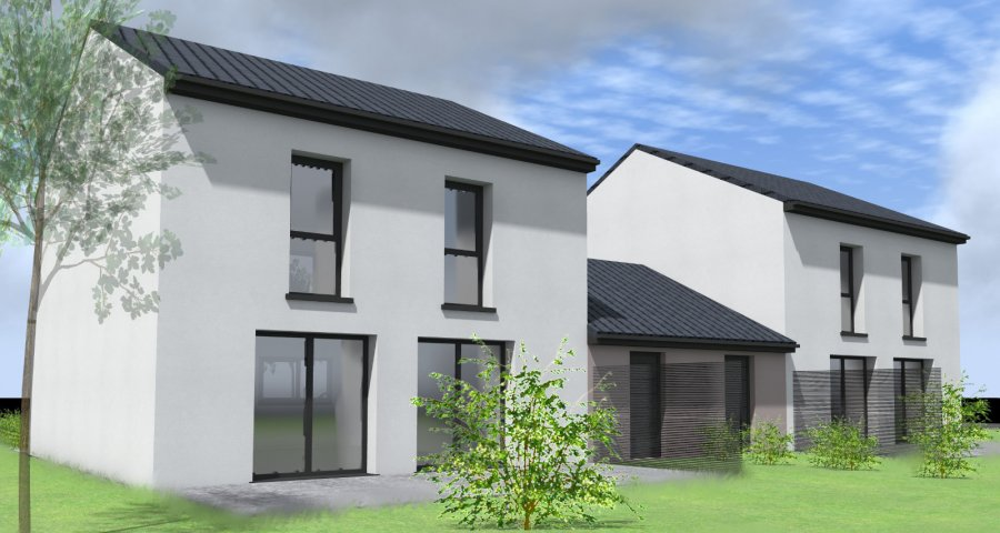 acheter maison 5 pièces 119 m² ottange photo 2