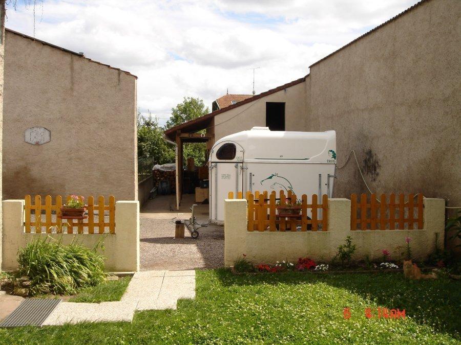 Maison à vendre F6 à Einville-au-Jard