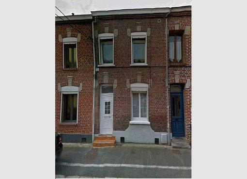 vente maison 6 pi ces valenciennes nord r f 5215371. Black Bedroom Furniture Sets. Home Design Ideas