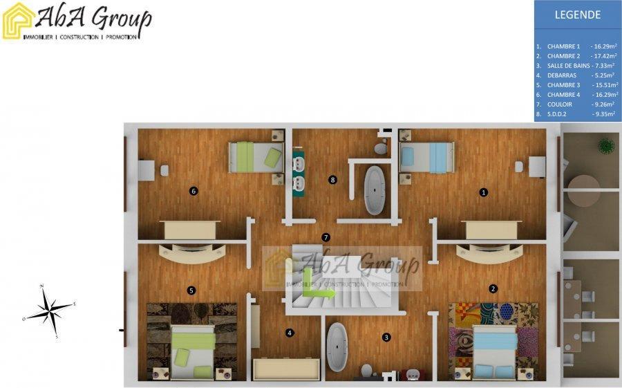 acheter maison individuelle 4 chambres 226 m² ehlange photo 1
