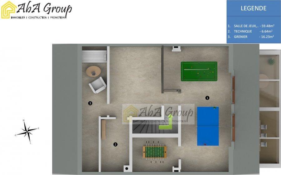 acheter maison individuelle 4 chambres 226 m² ehlange photo 3