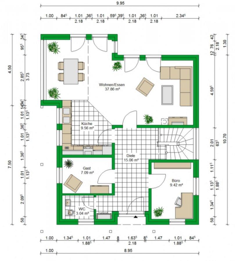 haus kaufen 6 zimmer 142 m² langsur foto 4