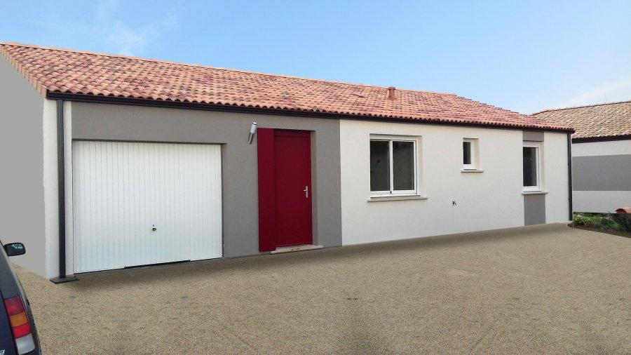 acheter maison 4 pièces 92 m² saint-père-en-retz photo 1