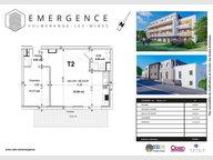Appartement à vendre F2 à Volmerange-les-Mines - Réf. 7210891