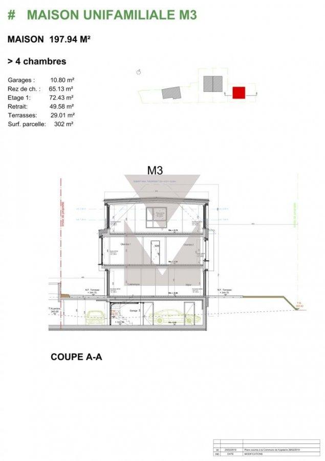 acheter maison individuelle 4 chambres 239.05 m² bridel photo 3