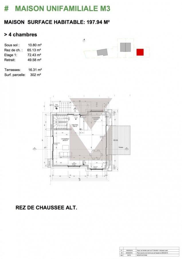 acheter maison individuelle 4 chambres 239.05 m² bridel photo 4