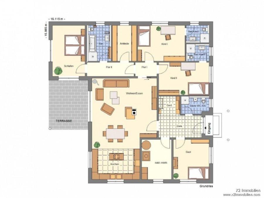 acheter maison 5 pièces 178 m² herforst photo 3