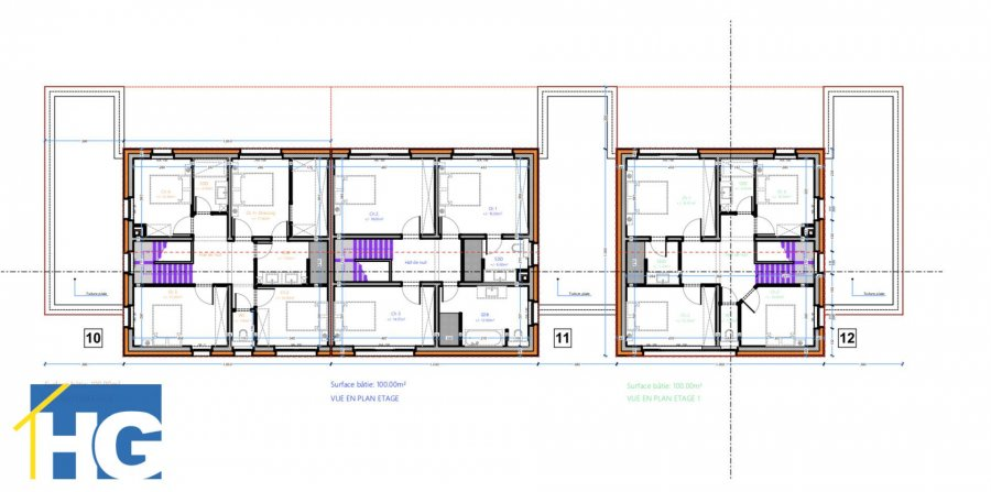 acheter maison jumelée 5 chambres 238 m² eischen photo 3