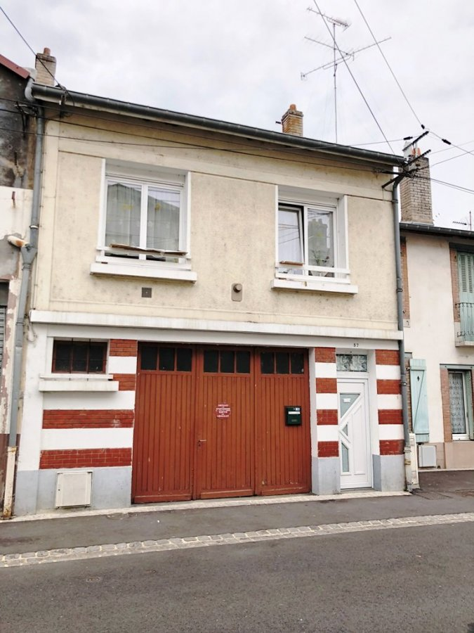 Maison à vendre F4 à Pont a mousson
