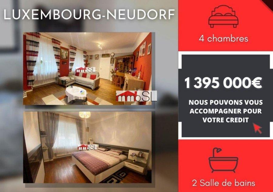 acheter maison mitoyenne 4 chambres 165.33 m² luxembourg photo 1