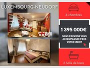 Terraced for sale 4 bedrooms in Luxembourg-Neudorf - Ref. 7117707